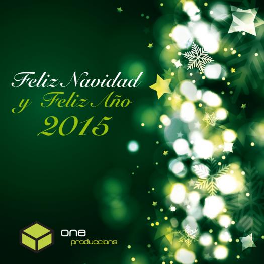 Felices Fiestas y Feliz Año 2015