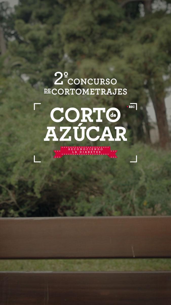 Segunda edición del concurso Cortos de Azúcar, una iniciativa de un reconocido laboratorio farmacéutico para ayudar a reconocer la diabetes tipo 2.