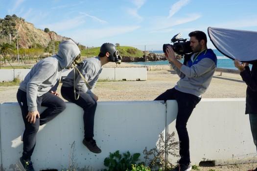Sergi Garnica, realizador del spot One Produccions | Productora Audiovisual Barcelona
