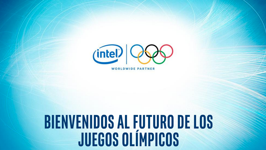 Intel Corporation Olympic Games